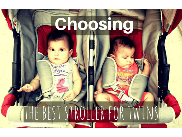 Finding The Best Stroller For Twins The Stroller Site
