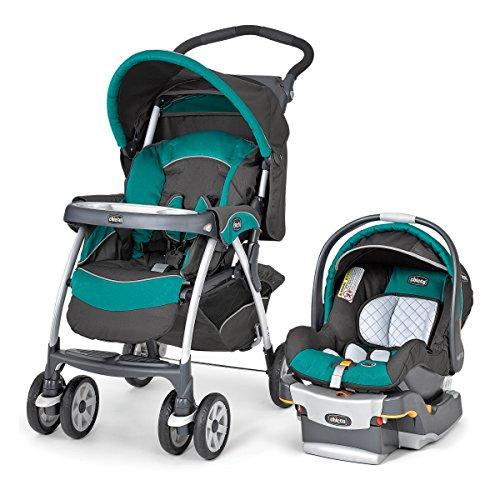 Giraffe Baby Car Seat And Stroller