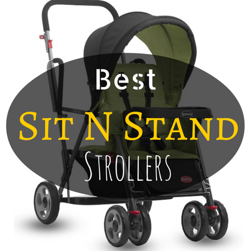 Complete Guide To Finding The Best Sit And Stand Stroller