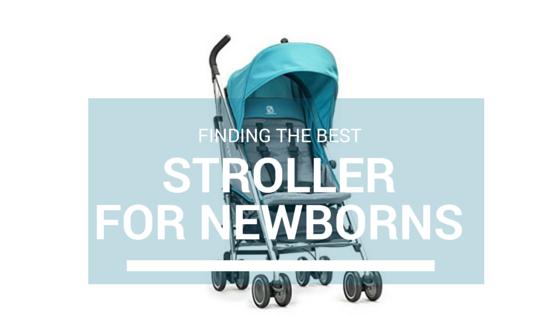 newborn stroller title img large