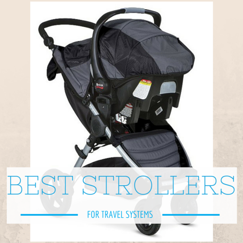 Best Strollers for travel systems