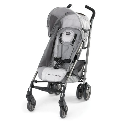 Chicco Liteway Plus Stroller Review  sc 1 st  The Stroller Site & Chicco Liteway Plus Stroller Review - The Stroller Site