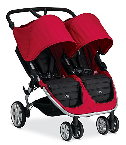 A Guide To The Best Side By Side Double Stroller 2017