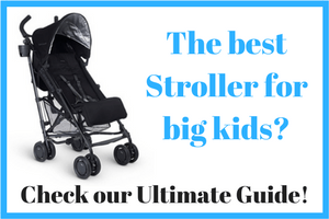 Strollers for big kids guide